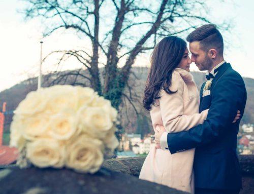 Einen Hochzeitsordner anlegen